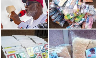 nigerians in shock as akeredolu distribute slippers, ludo and bread ahead of upcoming elections - Polish 20200918 095201962 - Nigerians In Shock As Akeredolu Distribute Slippers, Ludo and Bread Ahead of Upcoming Elections