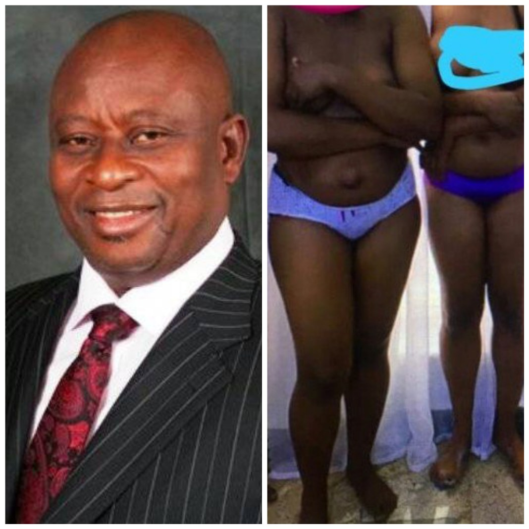 former nigerian minister arrest and strip hotel staff naked for stealing Former Nigerian Minister Arrest and Strip Hotel Staff N*ked For Stealing Polish 20200923 181819400