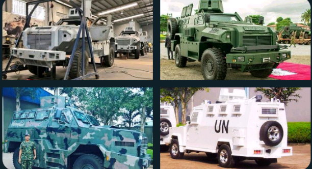 Aside From Innoson, Another Nigerian Factory Also Produce Military Vehicles (Photos) Aside From Innoson, Another Nigerian Factory Also Produce Military Vehicles (Photos) Screenshot 20200917 154345
