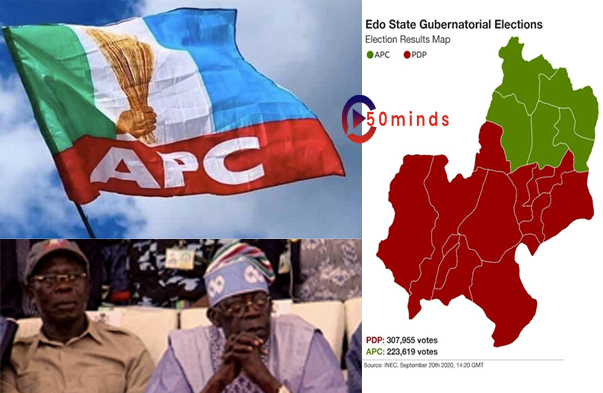 The Political Mistakes That Cost APC the Edo 2020 Governorship Election the political mistakes that cost apc the edo governorship election The Political Mistakes That Cost APC the Edo Governorship Election apc 1