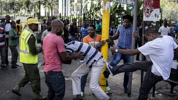 South Africans Plan Xenophobia Attack on Nigeria: Watch Video south africans South Africans Plan Xenophobia Attack on Nigeria: Watch Video images 8 4