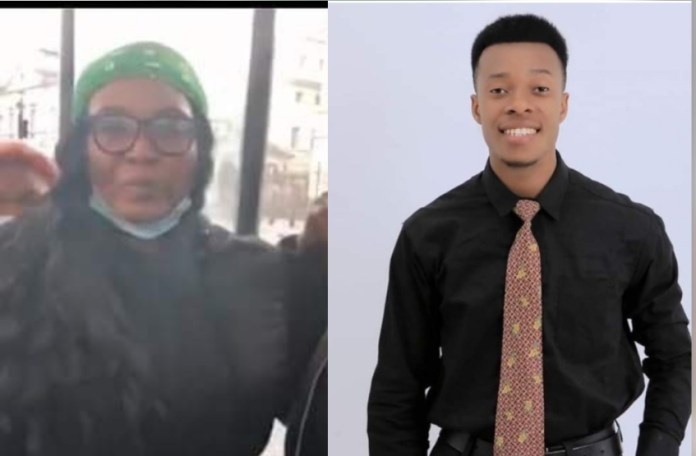 #Lekkimassacre: Grieving mother of Anthony speaks on the death of her son who was killed at Lekki Toll gate #lekkimassacre: grieving mother of anthony speaks on the death of her son who was killed at lekki toll gate - 20201026 070220 1603692233168 - #Lekkimassacre: Grieving mother of Anthony speaks on the death of her son who was killed at Lekki Toll gate