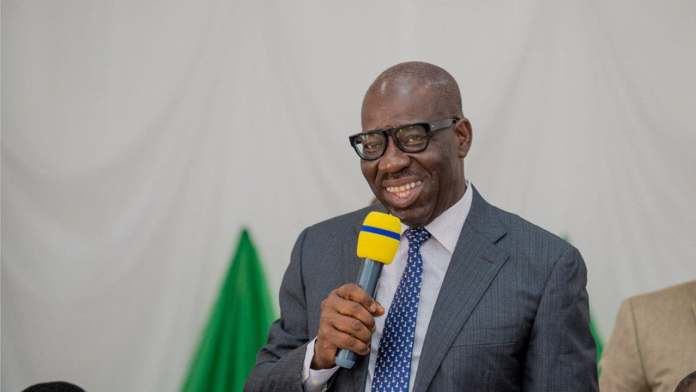 Politics: Obaseki and his new godfathers – Who is deceiving who? Politics: Obaseki and his new godfathers – Who is deceiving who? Godwin Obaseki 2 300x169 Politics: Obaseki and his new godfathers – Who is deceiving who? Politics: Obaseki and his new godfathers – Who is deceiving who? Godwin Obaseki 2