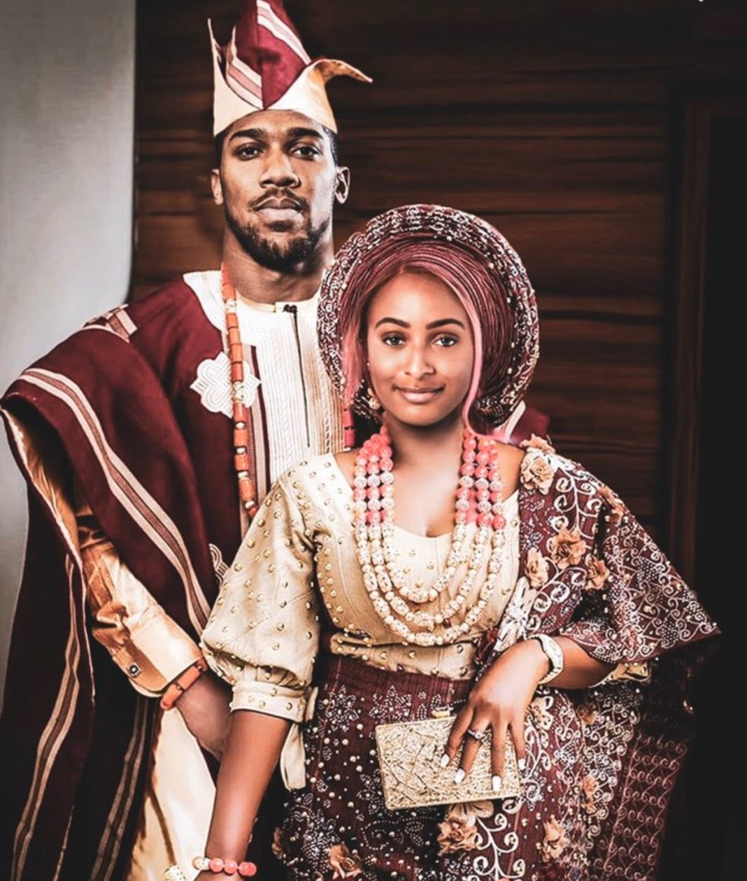 DJ CUPPY Posted This Picture on Twitter, Is She Married to Anthony Joshua? Checkout Fans Reactions DJ CUPPY Posted This Picture on Twitter, Is She Married to Anthony Joshua? Checkout Fans Reactions IMG 20201001 142746