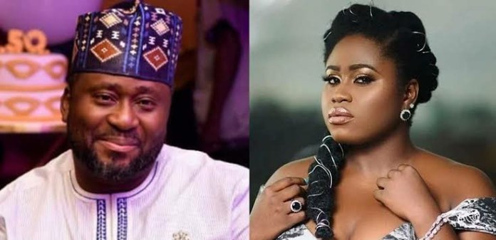 lydia forson - IMG 20201031 104847 784 - Lydia Forson Finally Responds To Allegations of Sleeping With Desmond Elliot, See What She Had To Say