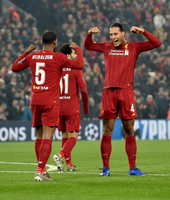 Wijnaldum hails Liverpool squad after FIFA shortlist football - 20201125 173227 - Football: Wijnadum hails Liverpool team as 7 squad members made FIFa Award shortlist