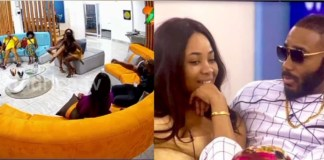 Moment Kiddwaya apologized to Erica after she called him rude on National Tv