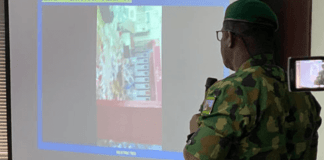 We did not kill anyone; Only a Blank Bullets Was Fired at Lekki Tollgate, says Nigeria Army