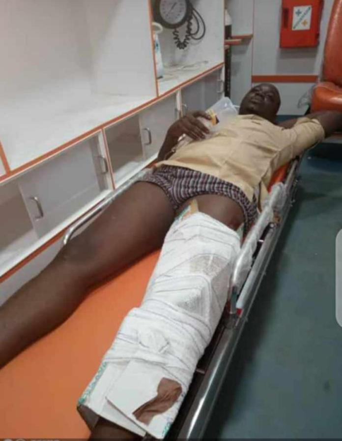 police shot one dead and injured one during gun salutation of a richman in ekiti state - IMG 20201123 WA0006 - Police Shot One Dead And Injured One During Gun Salutation Of A Richman In Ekiti State