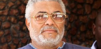 Jerry Rawlings, the ex-Ghanaian president, Reportedly dies from COVID-19
