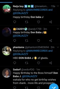 auto draft - Screenshot 20201126 091854 1 203x300 - Don Baba J: Don Jazzy 37th birthday to be celebrated in grand style auto draft - Screenshot 20201126 091854 1 - Don Baba J: Don Jazzy 37th birthday to be celebrated in grand style
