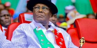 """Peoples Democratic Party is the Best Friend Nigeria Could Have: """"Atiku Abubakar"""""""