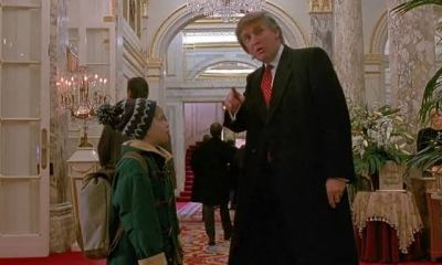 how donald trump bullied his way to home alone 2 - images 1 - How Donald Trump Bullied His Way To Home Alone 2