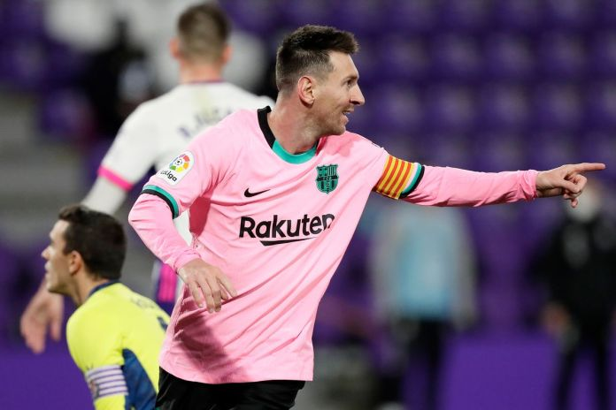 [object object] - 1230266645 - Lionel Messi Breaks Pele's Record for Most Goals at One Club