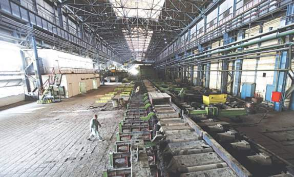 Steel Mills steel mills - 5fd2e0fc3a04b 300x180 - Steel Mills exchange structure for privatization endorsed