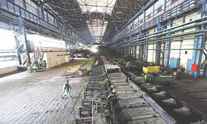steel mills - 5fd2e0fc3a04b - Steel Mills exchange structure for privatization endorsed