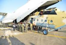 Nigeria Airforce Received New Air Gunship To Boost Its Fight Against Boko Haram