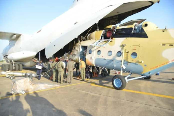 Nigeria Airforce Received New Air Gunship To Boost Its Fight Against Boko Haram nigeria airforce - IMG 20201202 194301 - Nigeria Airforce Received New Air Gunship To Boost Its Fight Against Boko Haram
