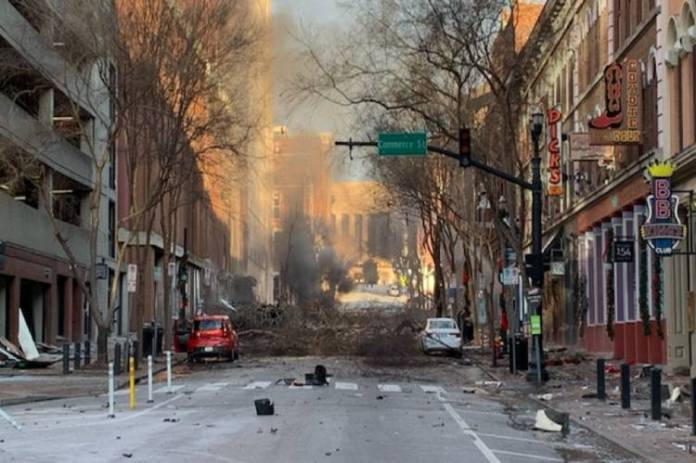 New Insight Into The Christmas Day Nashville Bomb Explosion nashville bomb explosion - New Project 2020 12 25T182004 - New Insight Into The Christmas Day Nashville Bomb Explosion