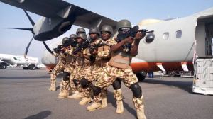Military air strikes, kill scores of bandits in Kaduna military air strikes, kill scores of bandits in kaduna - images 3 300x168 - Military air strikes, kill scores of bandits in Kaduna military air strikes, kill scores of bandits in kaduna - images 3 - Military air strikes, kill scores of bandits in Kaduna