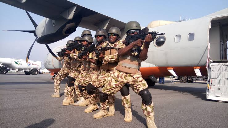 Military air strikes, kill scores of bandits in Kaduna military air strikes, kill scores of bandits in kaduna - images 3 - Military air strikes, kill scores of bandits in Kaduna