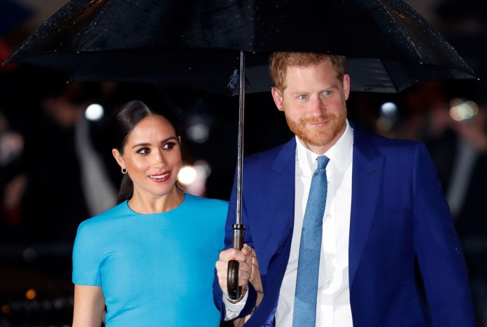 a think back over harry and meghan's fierce 2020 - meghan duchess of sussex and prince harry duke of sussex news photo 1607380715  scaled - A think back over Harry and Meghan's fierce 2020
