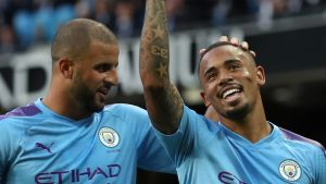Manchester City Close down Training Ground; Game With Everton Postponed. manchester city - skynews kyle walker gabriel jesus 5221024 300x169 - Manchester City Close down Training Ground; Game With Everton Postponed