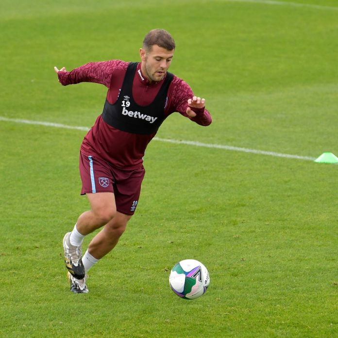 [object object] - 0 GettyImages 1228787842 - Jack Wilshere sign for Bournemouth until end of the season