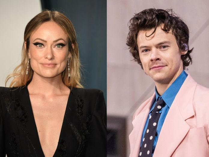31 Thoughts I Had While twirling Over Harry Styles and Olivia Wilde harry styles - holivia story 1 - 31 Thoughts I Had While twirling Over Harry Styles and Olivia Wilde