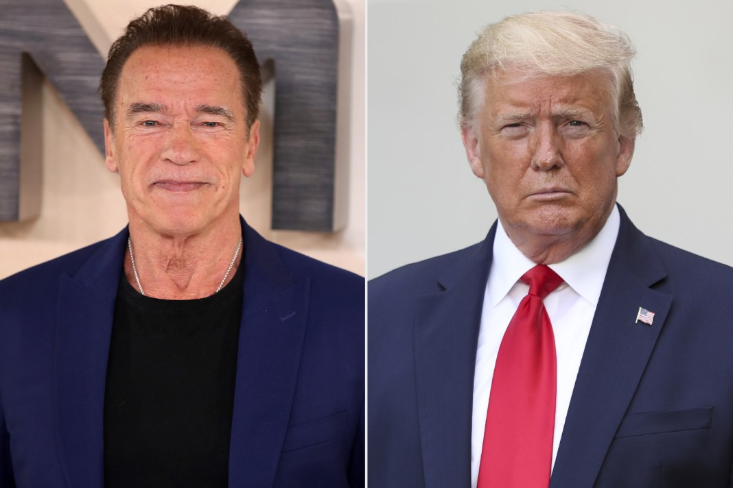 [object object] - image 1 - Arnold Schwarzenegger: Trump 'Most Noticeably Terrible President Ever'