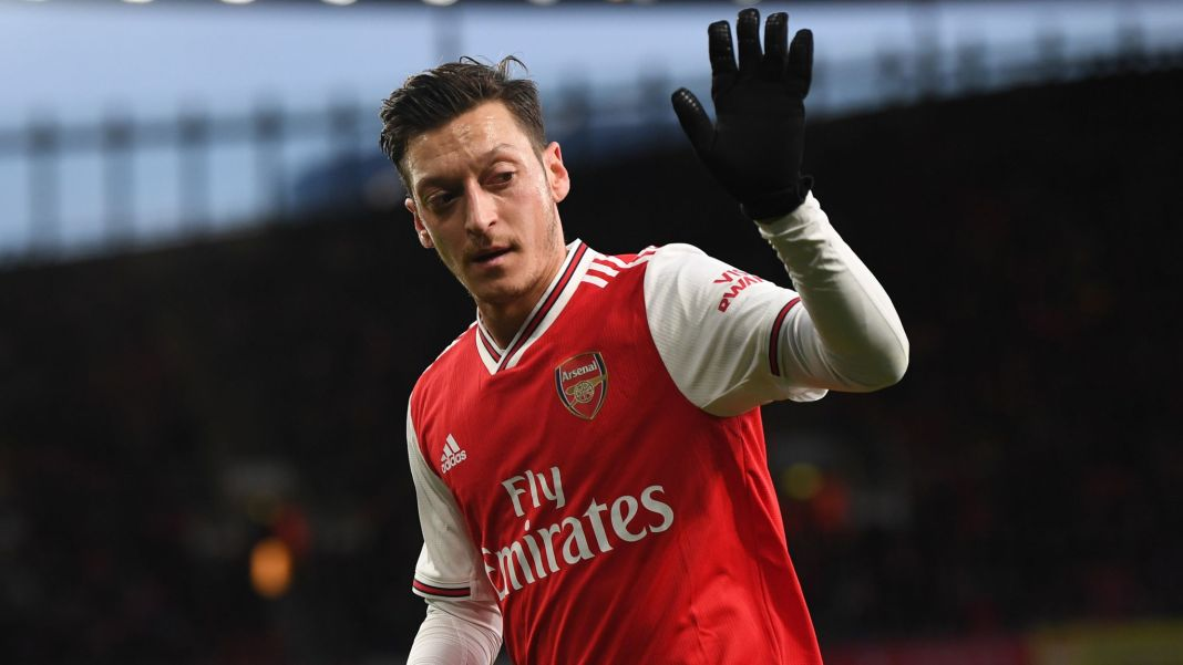 mesut ozil mesut ozil - mesut ozil - Mesut Ozil confirms Move from Arsenal to Fenerbahce