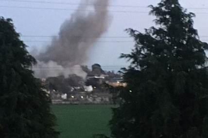 world war ii bomb detonated in exeter in controlled blast - 1477 985 2 - World War II bomb detonated in Exeter in controlled blast