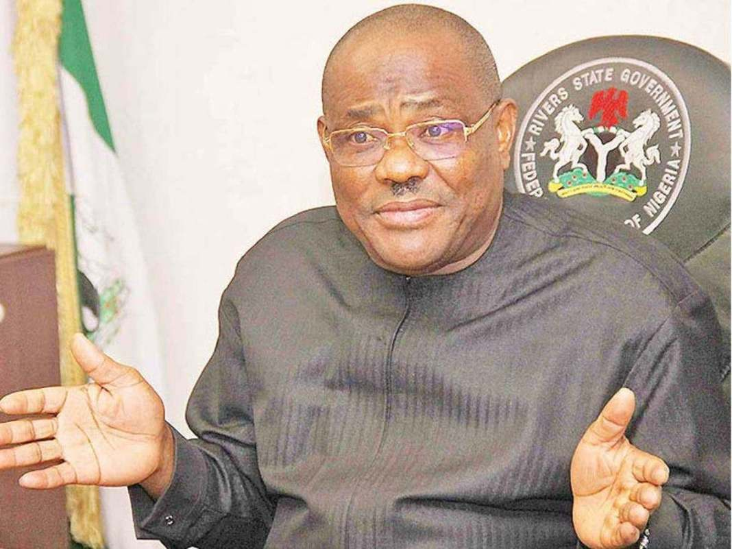 Nyesom Wike, the governor of Rivers State how ospac men nearly killed me, shot into the air- port harcourt resident - 20210201 121020 - How OSPAC men nearly killed me, Shot into the air- Port Harcourt resident