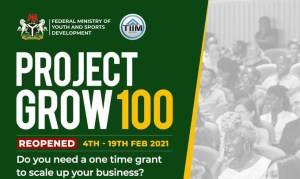 Are You A Young Nigeria Business Owner? Apply For FG ProjectGrow100 to Get $5000 Grant projectgrow100 - Etd08ggXIAgDAlv2 300x179 - Are You A Young Nigeria Business Owner? Apply For FG ProjectGrow100 to Get $5000 Grant