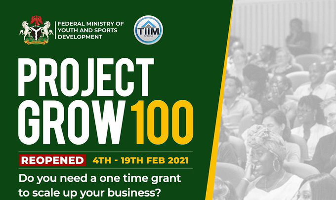 Are You A Young Nigeria Business Owner? Apply For FG ProjectGrow100 to Get $5000 Grant projectgrow100 - Etd08ggXIAgDAlv2 - Are You A Young Nigeria Business Owner? Apply For FG ProjectGrow100 to Get $5000 Grant