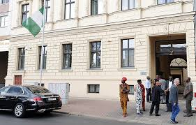 How Nigeria Embassies are Causing Hardship to Nigerians Abroad; Nigerians Laments nigeria embassies - Nigerian embassy Germany - Nigeria Embassies are Causing Hardship to Nigerians Abroad; Nigerians Laments nigeria embassies - Nigerian embassy Germany - Nigeria Embassies are Causing Hardship to Nigerians Abroad; Nigerians Laments