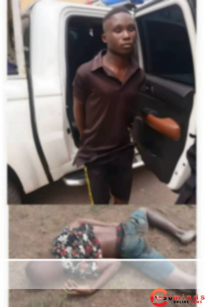 - img 1614116378579 - 23-Year-Old Man Killed In A Cult Clash In Imo, Suspect Arrested