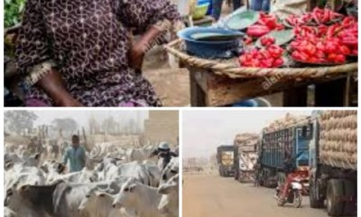 in just five days that foodstuffs supply from north have been seized see what southerners are saying - Image 20213210231974 - In Just Five Days That Foodstuffs Supply From North Have Been Seized See What Southerners Are Saying