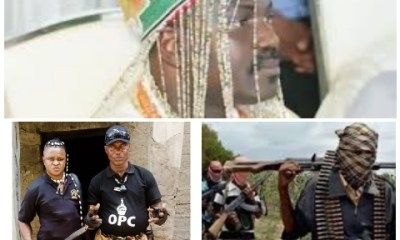 what this king said that yoruba icons will rise to defend their land is happening already as opc has risen in ondo - Image 2021359352761 - What This King Said That Yoruba Icons Will Rise To Defend Their Land Is Happening Already As OPC Has Risen In Ondo