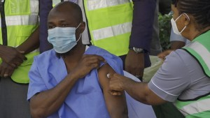[object object] - Sequence 88 - Covid-19 Vaccination campaign begins in Nigeria