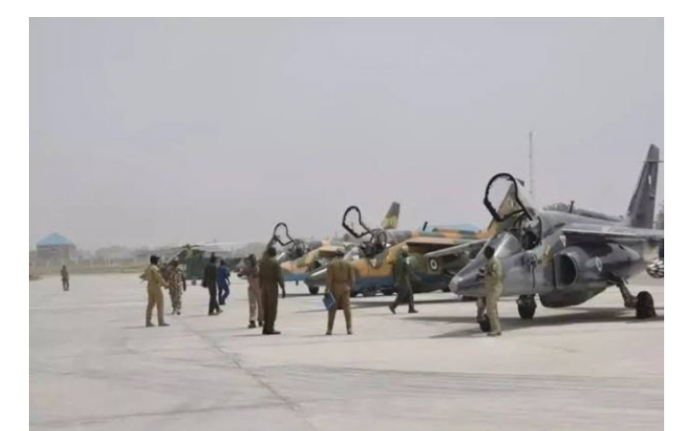 - Screenshot 20210401 080013 1 - During An Operation In Northern Nigeria, A Nigerian Air Force Plane Goes Missing