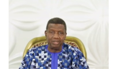 """- Screenshot 20210511 183120 1 - """"With One Man Down, We Regroup And Go On!"""" Following His Son's Funeral, Pastor E.A Adeboye Talks (video)"""
