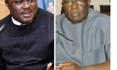 - Screenshot 20210608 091310 1 - After Defecting from The PDP To The APC, Governor Ayade's Special Adviser On Sustainable Development Goals Resigns