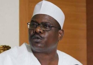PDP are behind the call for electronic voting so as ro use it to rig elections-Mohammed Ali Ndume mohammed ali ndume - 20210716 191856 300x208 - Electronic Voting Is PDP Idea To Rig Elections- APC Senator,  Mohammed Ali Ndume