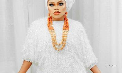 """""""you're a devil who treats people as nothing"""" - bobrisky once again casts shade - 5689065BOB - """"You're a devil who treats people as nothing"""" – Bobrisky once again casts shade"""