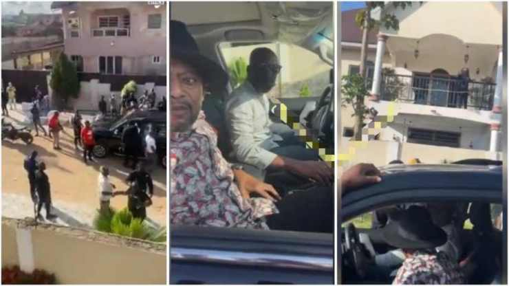 here are the details of the raid on nana agradaa's house by owusu bempah and his men  - full details of why rev owusu bempah stormed nana agradaas house with macho men vi 50MINDS - Here are the details of the raid on Nana Agradaa's house by Owusu Bempah and his men