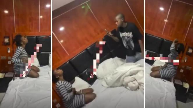 video of runs girl speaking in tongues while she's in bed with a client - strange moment runs girl starts speaking in tongues while in b  d with a client vid - Video of runs girl speaking in tongues while she's in bed with a client