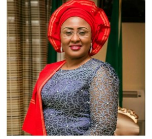 - Screenshot 20211004 100001 1 300x275 - Check Out Photos Of Nigeria's First Lady Slaying In Stunning Ensembles