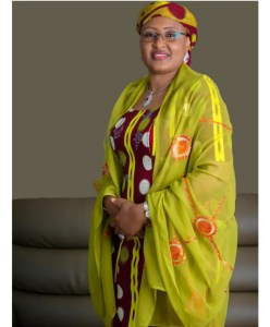 - Screenshot 20211004 100025 1 248x300 - Check Out Photos Of Nigeria's First Lady Slaying In Stunning Ensembles