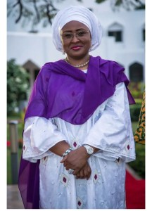 - Screenshot 20211004 100047 1 216x300 - Check Out Photos Of Nigeria's First Lady Slaying In Stunning Ensembles